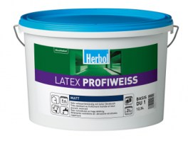 /Herbol Latex Profiweiss