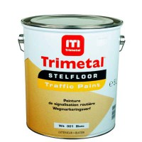 /STELFLOOR TRAFFIC PAINT GEEL